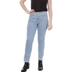 Textiel Dames Skinny Jeans French Connection  Blauw