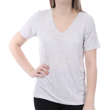 Textiel Dames T-shirts korte mouwen French Connection  Grijs