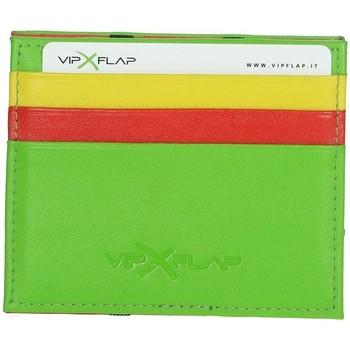 Tassen Heren Aktentassen / Zakentassen Vip Flap VIPMUL.V/R/G Green/Yellow
