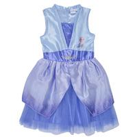 Textiel Meisjes Korte jurken TEAM HEROES  FROZEN DRESS Blauw
