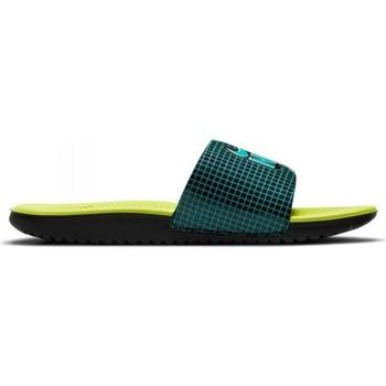 Schoenen Kinderen slippers Nike PALAS UNISEX NIÑO  KAWA SLIDE SE1 CW1657 Blauw