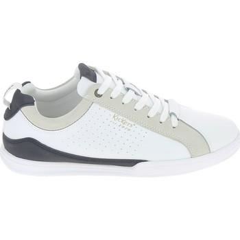 Schoenen Heren Lage sneakers Kickers Tampa Blanc Bleu Wit