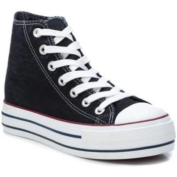 Schoenen Dames Sneakers Refresh 103160 Zwart