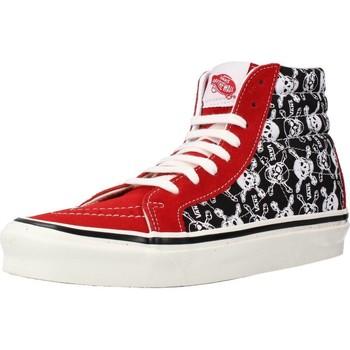 Schoenen Heren Hoge sneakers Vans UA SK8-HI 38 DX Rood