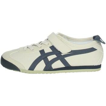 Schoenen Kinderen Lage sneakers Onitsuka Tiger 1184A049 Beige/Blue