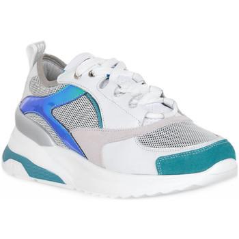 Schoenen Dames Lage sneakers Keys SNEAKER WHITE Bianco
