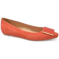 Schoenen Meisjes Ballerina's Tod'S  Oranje