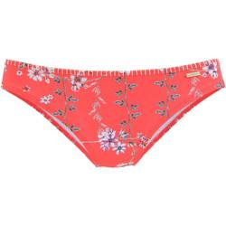 Textiel Dames Bikinibroekjes- en tops Lascana Ditsy  zwembroekje Oranjeange