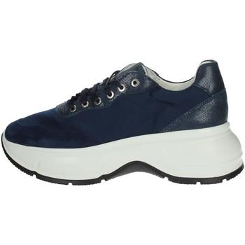 Schoenen Dames Lage sneakers Frau 4681 Blue