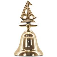 Wonen Beeldjes  Signes Grimalt Hand Bell Boat Dorado