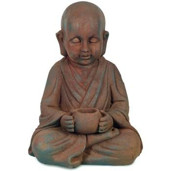 Wonen Beeldjes  Signes Grimalt Buddha Pocillo Marrón