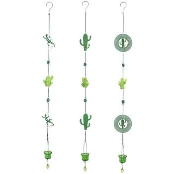 Wonen Feestelijke decoraties Signes Grimalt Hanger Cactus T-Lite 3U Verde