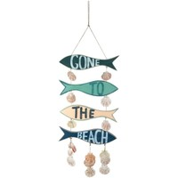 Wonen Feestelijke decoraties Signes Grimalt Hangende Gone To The Beach Multicolor