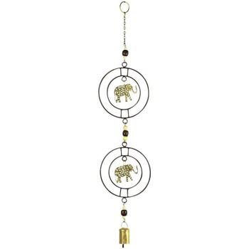 Wonen Feestelijke decoraties Signes Grimalt Elephant Hanger Plateado