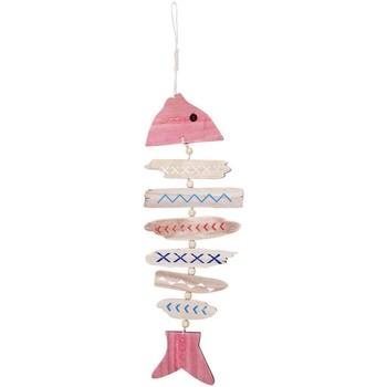 Wonen Feestelijke decoraties Signes Grimalt Hangende Fish Rojo