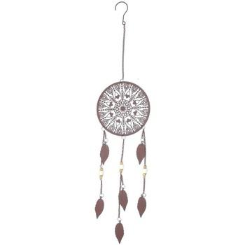 Wonen Feestelijke decoraties Signes Grimalt Mobile Circle Mandala Plateado