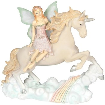 Wonen Beeldjes  Signes Grimalt Sitting Fairy Unicorn Multicolor