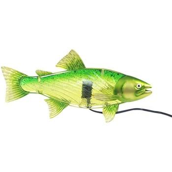 Wonen Tafellampen Signes Grimalt Tafelblad Lamp Fish Verde