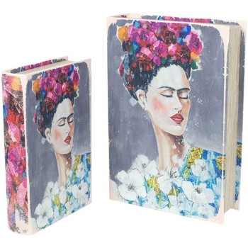 Wonen Trunks, opbergdozen Signes Grimalt Boek Frida 2U Dozen In September Multicolor