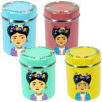 Wonen Manden en dozen Signes Grimalt Tea Box 4 September Units Multicolor