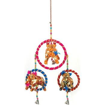 Wonen Feestelijke decoraties Signes Grimalt India Olifant Hanger Multicolor