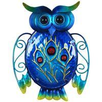 Wonen Beeldjes  Signes Grimalt Kleine Uil Wandlamp Azul