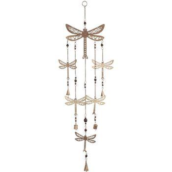 Wonen Feestelijke decoraties Signes Grimalt Mobile Dragonfly Beige