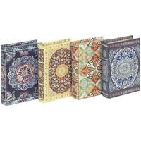 Wonen Trunks, opbergdozen Signes Grimalt Boekenkasten 4U Mandala In September Multicolor