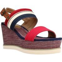 Schoenen Dames Sandalen / Open schoenen Refresh 069909r Rood