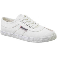 Schoenen Heren Sneakers Kawasaki Original canvas Wit