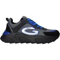 Schoenen Heren Lage sneakers Alberto Guardiani AGM003601 Zwart