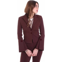 Textiel Dames Jasjes / Blazers Nenette 26BB-BAVENO Rood