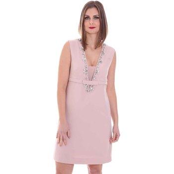Textiel Dames Korte jurken Nenette 26BB-AIRINA Roze
