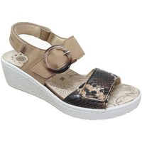 Schoenen Dames Sandalen / Open schoenen Mobils By Mephisto Phelicia Nubuck bruin