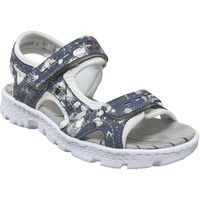Schoenen Dames Sandalen / Open schoenen Rieker 67866 Marineblauw