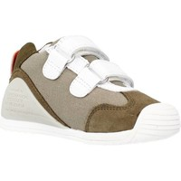 Schoenen Jongens Lage sneakers Biomecanics 212153 Groen