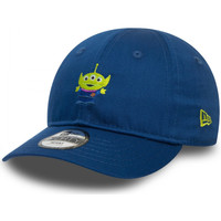 Accessoires Kinderen Pet New-Era Inf dny sml logo 9forty alien Blauw