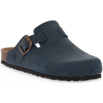 Schoenen Klompen Bioline 1900 BLU INGRASSATO Blu