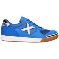 Schoenen Heren Lage sneakers Munich G-3 INDOOR 3111136 Blauw