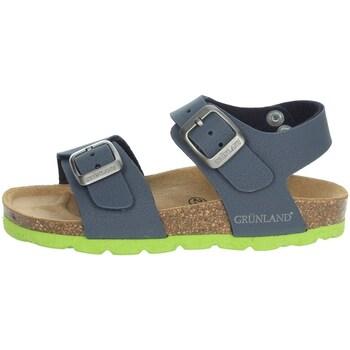 Schoenen Kinderen Sandalen / Open schoenen Grunland SB0901-40 Blue
