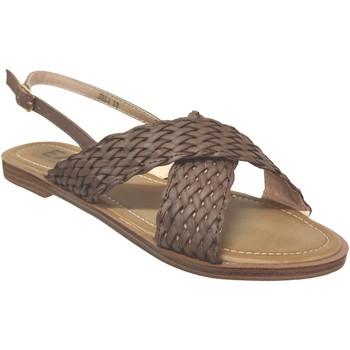 Schoenen Dames Sandalen / Open schoenen Elue par nous Jela Bruin