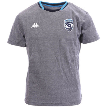 Textiel Heren T-shirts korte mouwen Kappa  Blauw