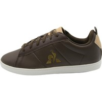 Schoenen Dames Lage sneakers Le Coq Sportif Courtclassic Gs Bruin