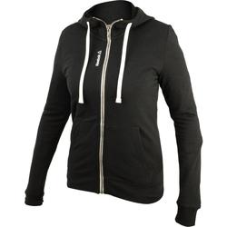 Textiel Dames Sweaters / Sweatshirts Reebok Sport Fitness El French Terry Zwart