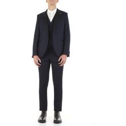 Textiel Heren Kostuums Manuel Ritz 3030ARW3328-213030 Blu