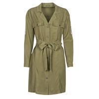 Textiel Dames Korte jurken Ikks BS30055 Kaki