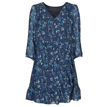 Textiel Dames Korte jurken Ikks BS30055 Marine