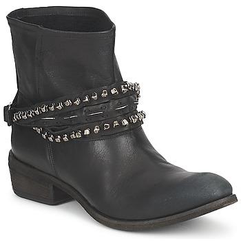 Schoenen Dames Laarzen Strategia GRONI Zwart