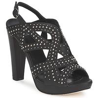 Schoenen Dames Sandalen / Open schoenen Strategia CLOUCLOU Zwart