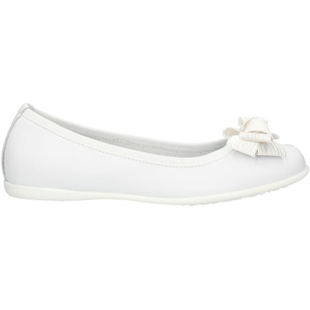 Schoenen Meisjes Ballerina's NeroGiardini E031401F White